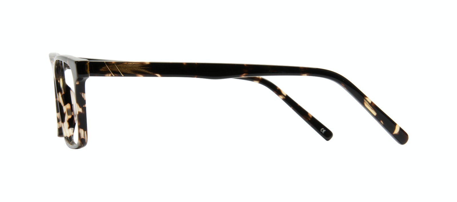 Affordable Fashion Glasses Rectangle Eyeglasses Men Henri Tortoise Side