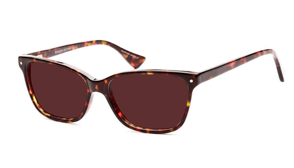 Affordable Fashion Glasses Cat Eye Sunglasses Women Honeybadger Chocolate Tortoise Tilt