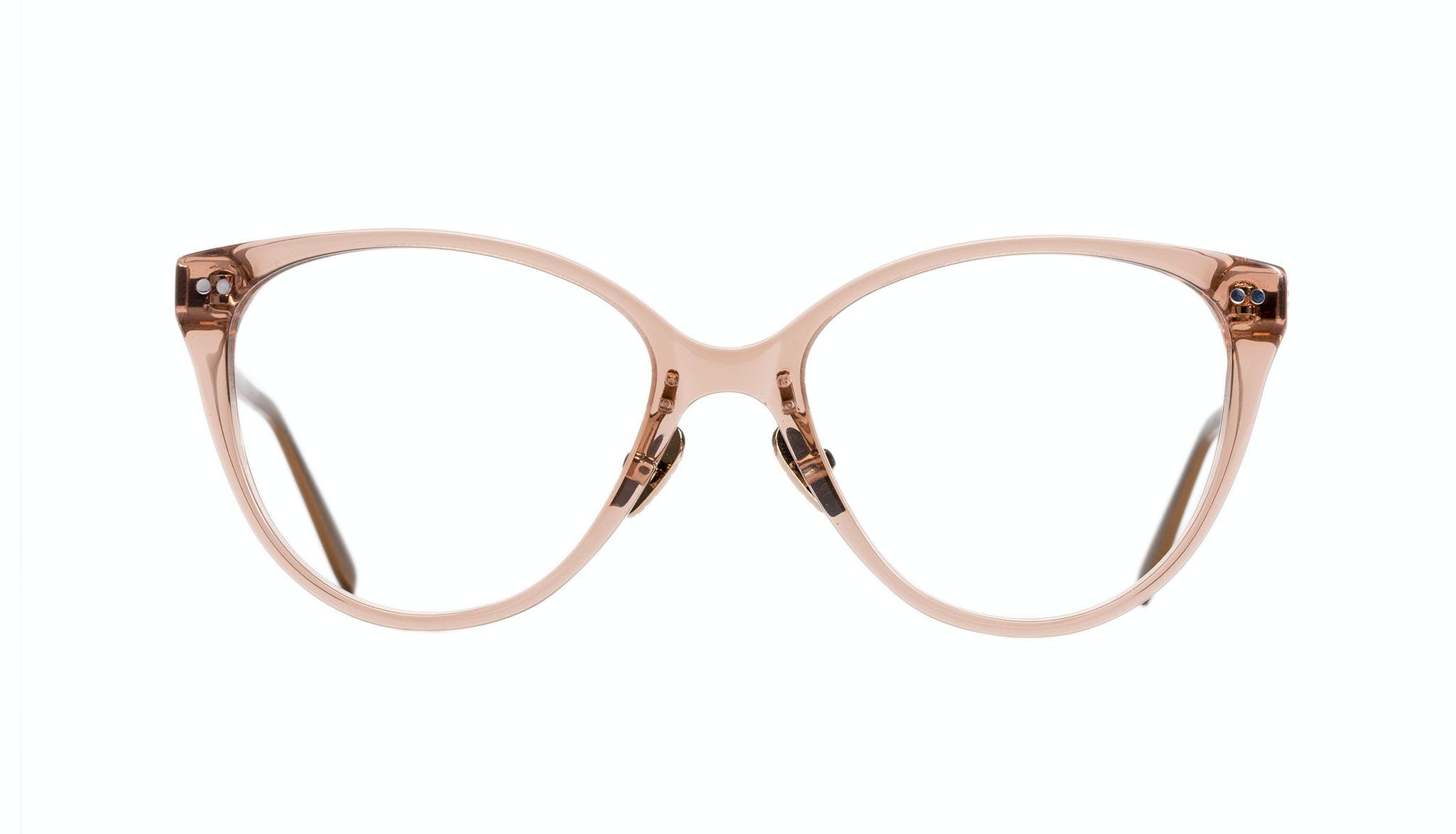 Affordable Fashion Glasses Cat Eye Eyeglasses Women Hope Rose Front