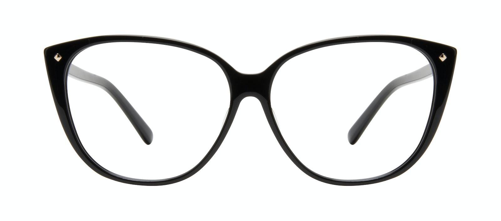 Lunettes tendance Oeil de chat Lunettes de vue Femmes Icone Onyx Face