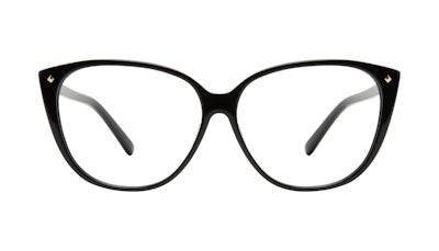 Affordable Fashion Glasses Cat Eye Eyeglasses Women Icone Onyx Front