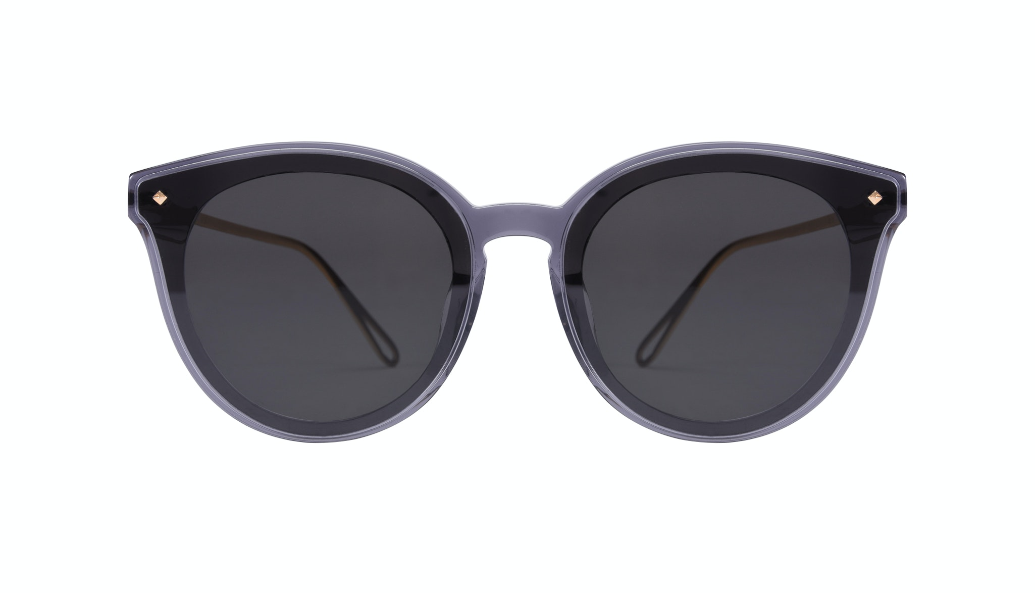 Affordable Fashion Glasses Cat Eye Sunglasses Women Icone Shadow Front