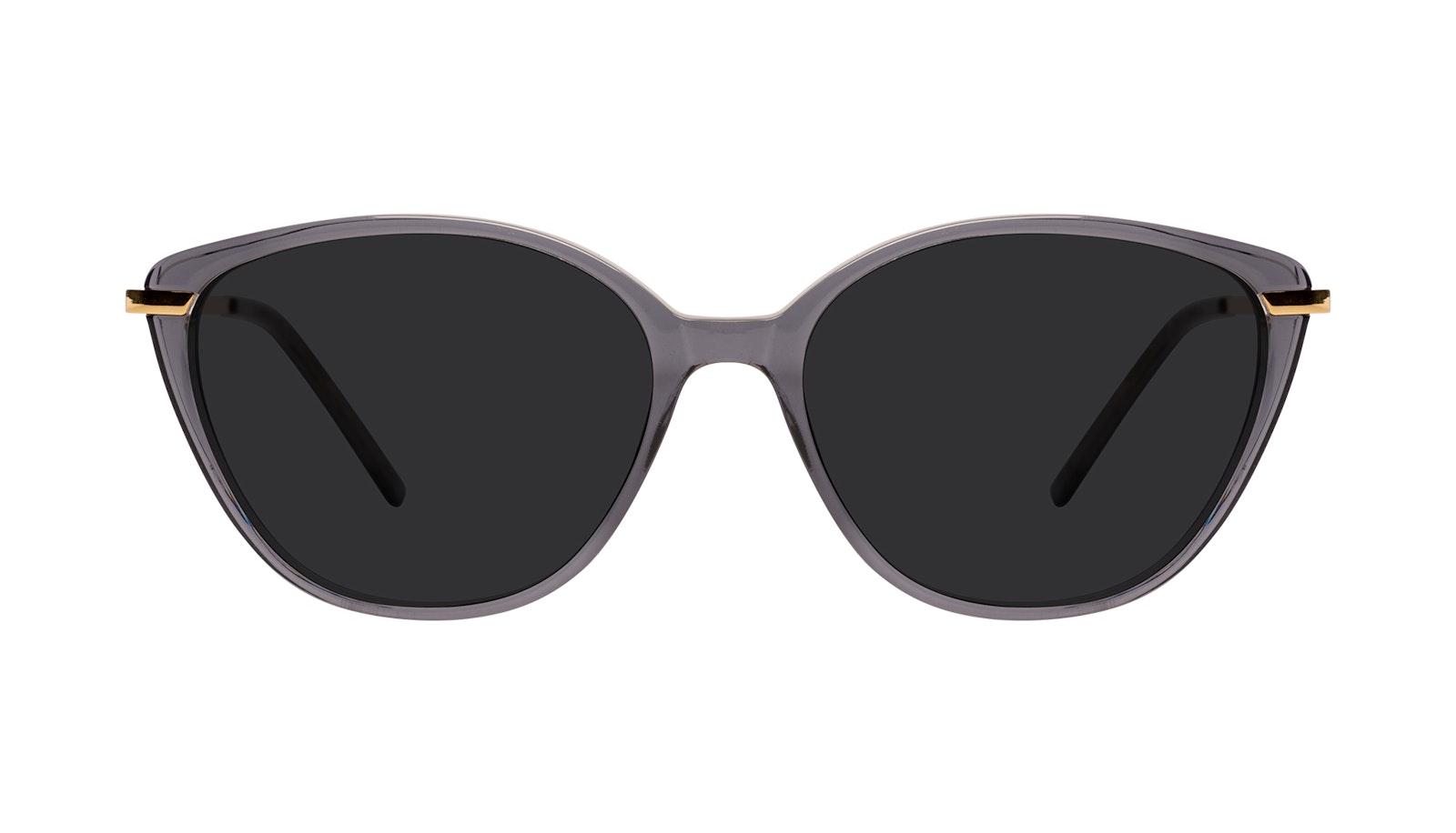 Affordable Fashion Glasses Cat Eye Sunglasses Women Illusion Plus Gold Shadow