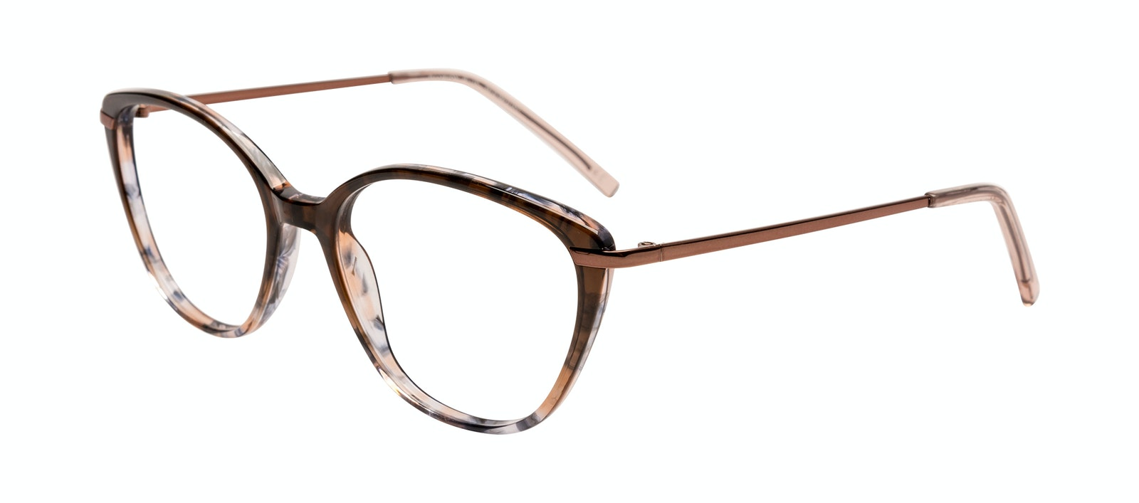 Affordable Fashion Glasses Eyeglasses Women Illusion Plus Moondust Tilt