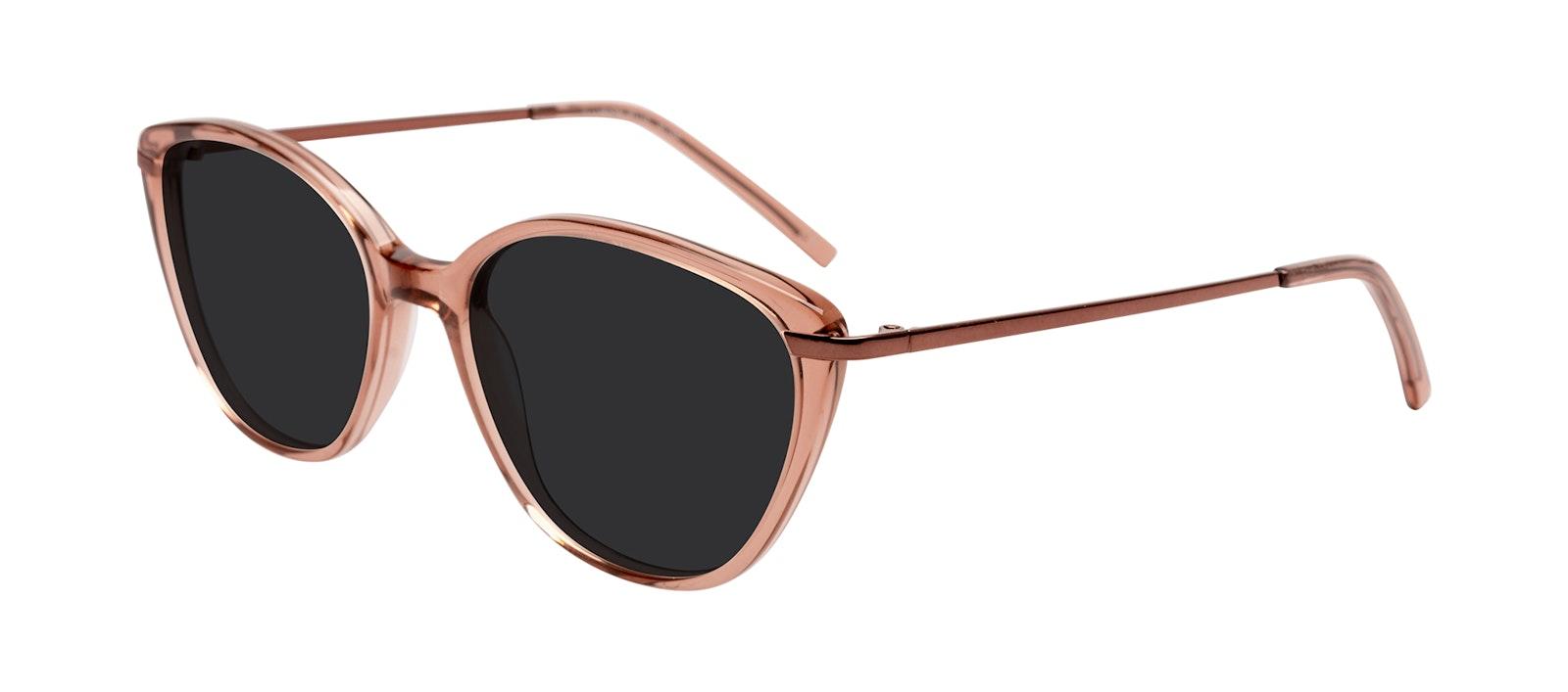 Affordable Fashion Glasses Sunglasses Women Illusion Plus Rose Tilt