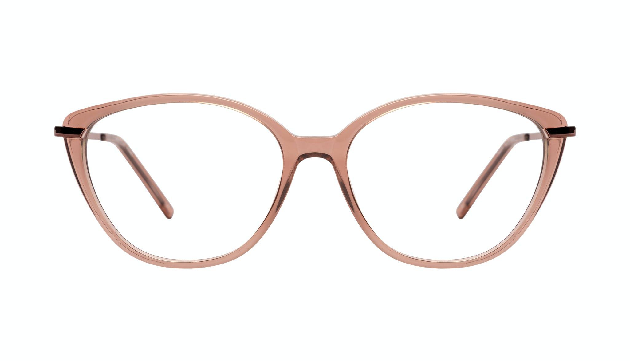 Affordable Fashion Glasses Cat Eye Eyeglasses Women Illusion Plus Plus Front