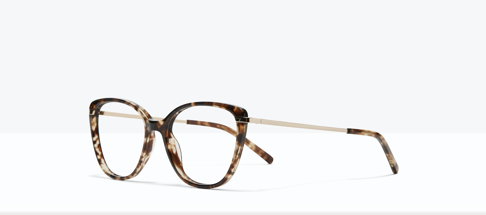 Affordable Fashion Glasses Rectangle Square Eyeglasses Women Illusion L Leopard Tilt
