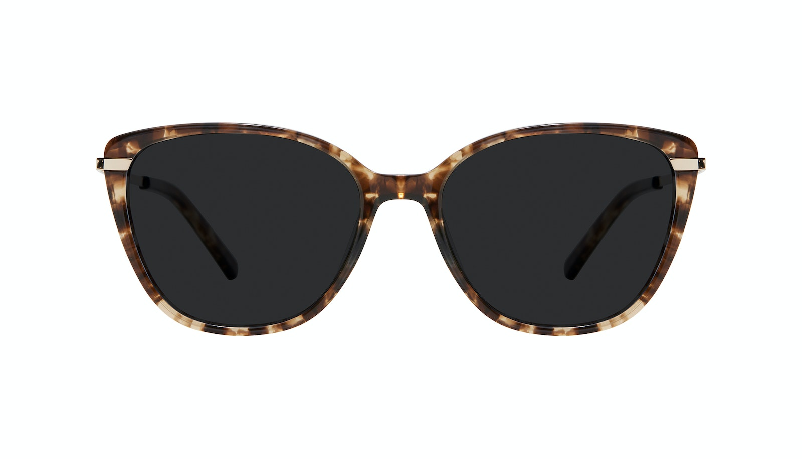 Affordable Fashion Glasses Rectangle Square Sunglasses Women Illusion M Leopard