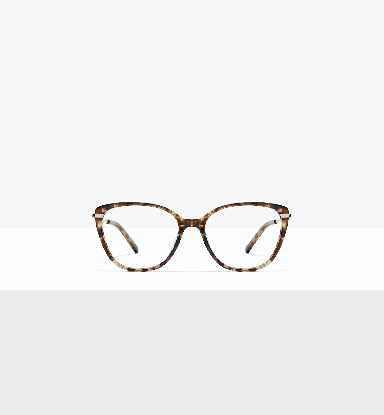 Affordable Fashion Glasses Rectangle Square Eyeglasses Women Illusion XS Leopard