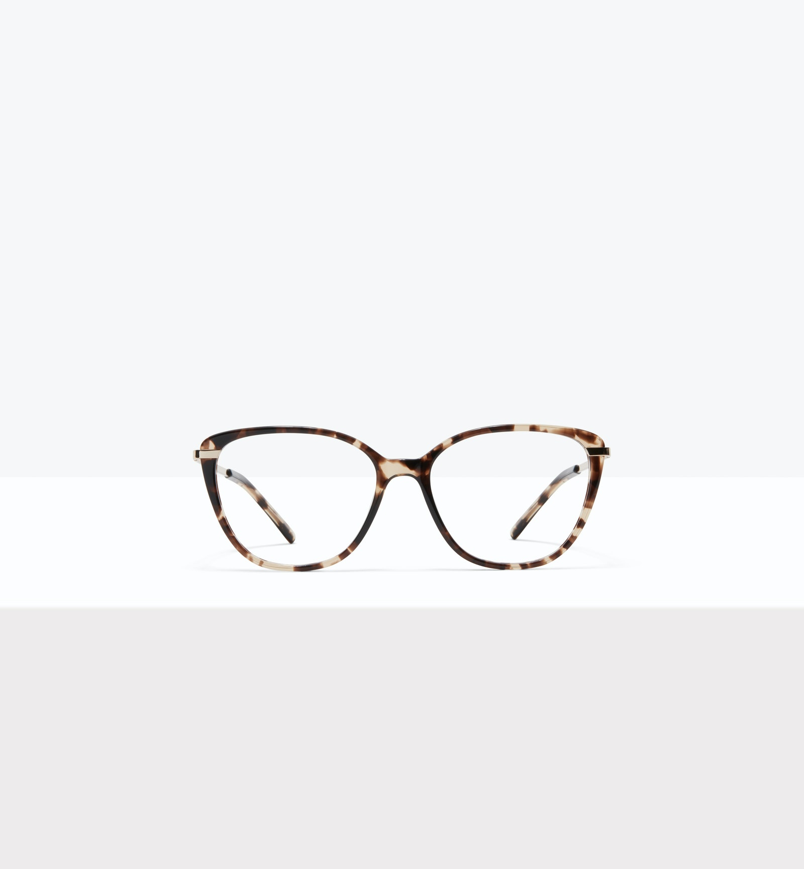 Affordable Fashion Glasses Rectangle Square Eyeglasses Women Illusion L Leopard