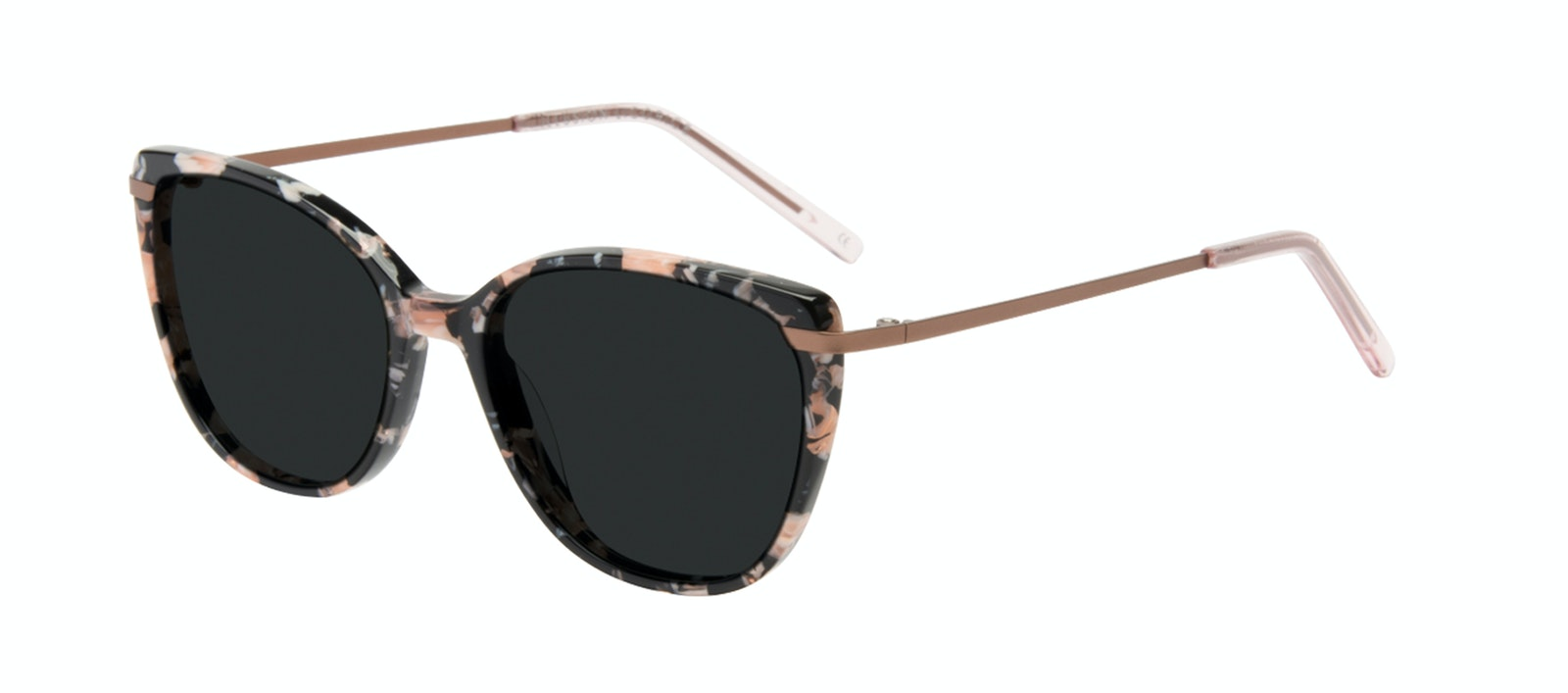 Affordable Fashion Glasses Rectangle Square Sunglasses Women Illusion Licorice Tilt
