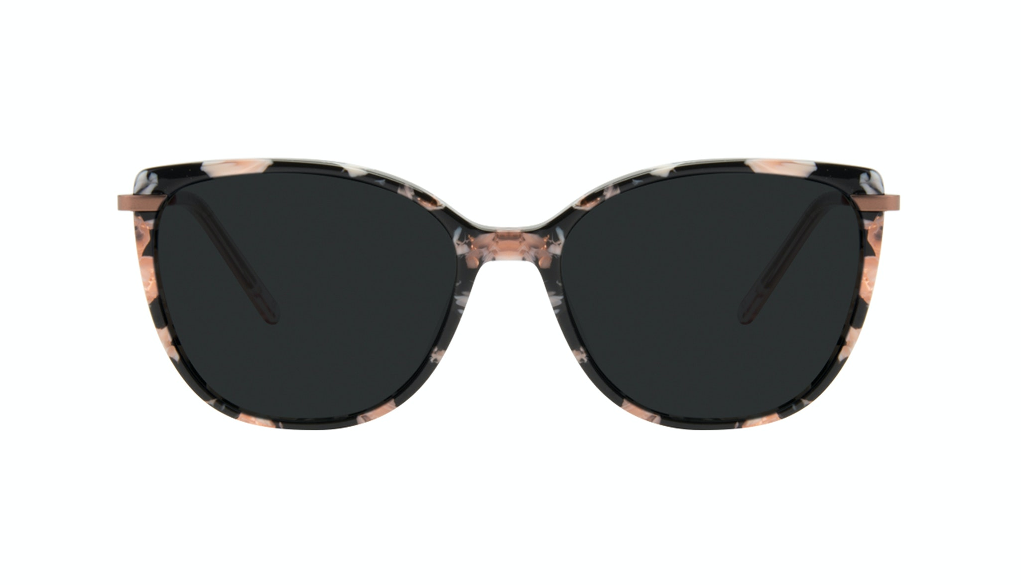 Affordable Fashion Glasses Cat Eye Rectangle Square Sunglasses Women Illusion Licorice