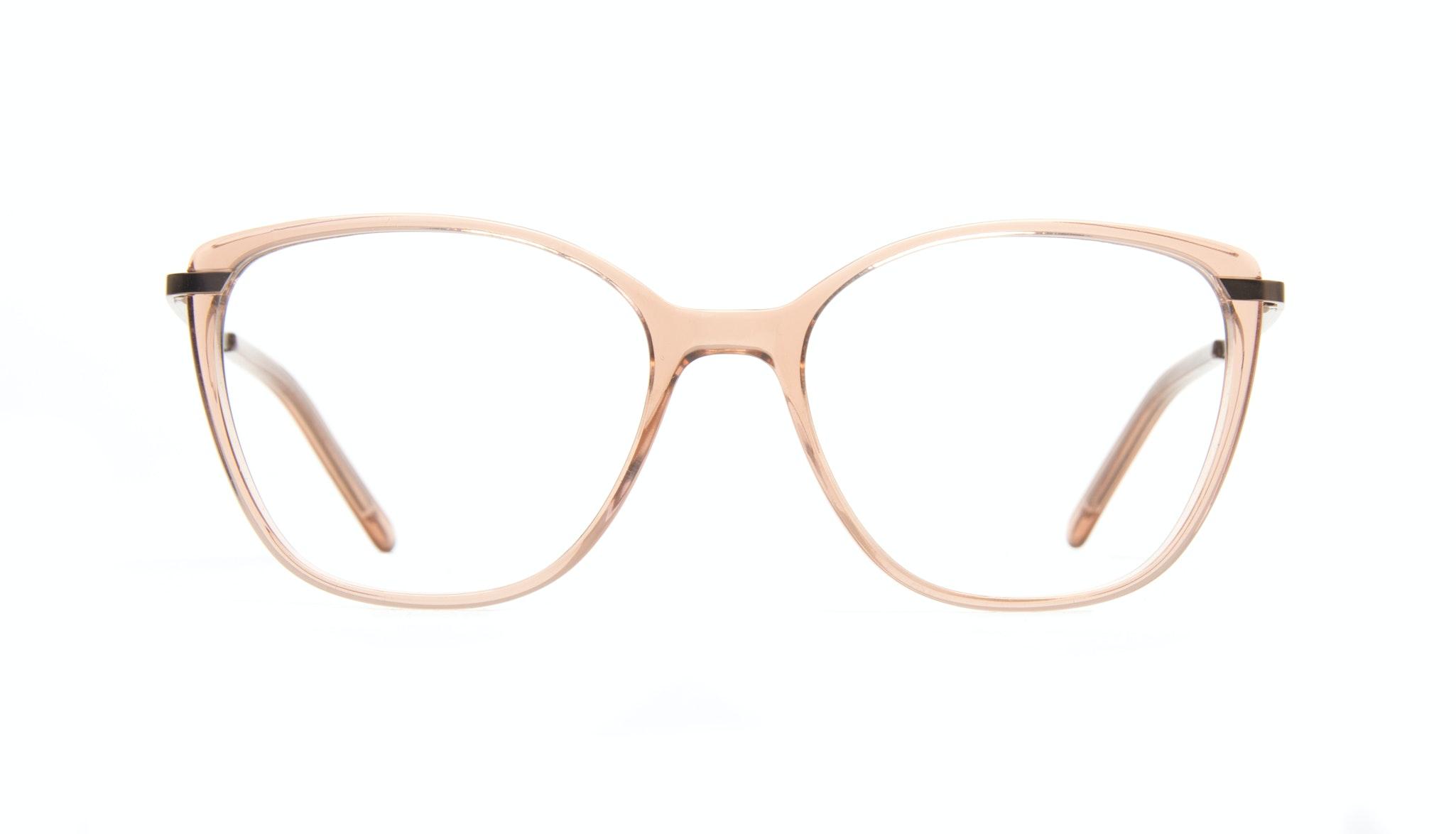 Affordable Fashion Glasses Cat Eye Round Eyeglasses Women Illusion Rose