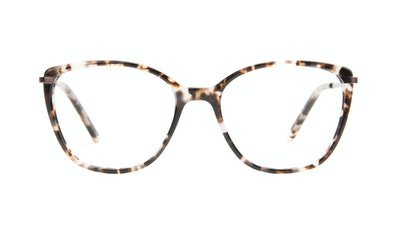 Affordable Fashion Glasses Rectangle Square Eyeglasses Women Illusion Sand Front