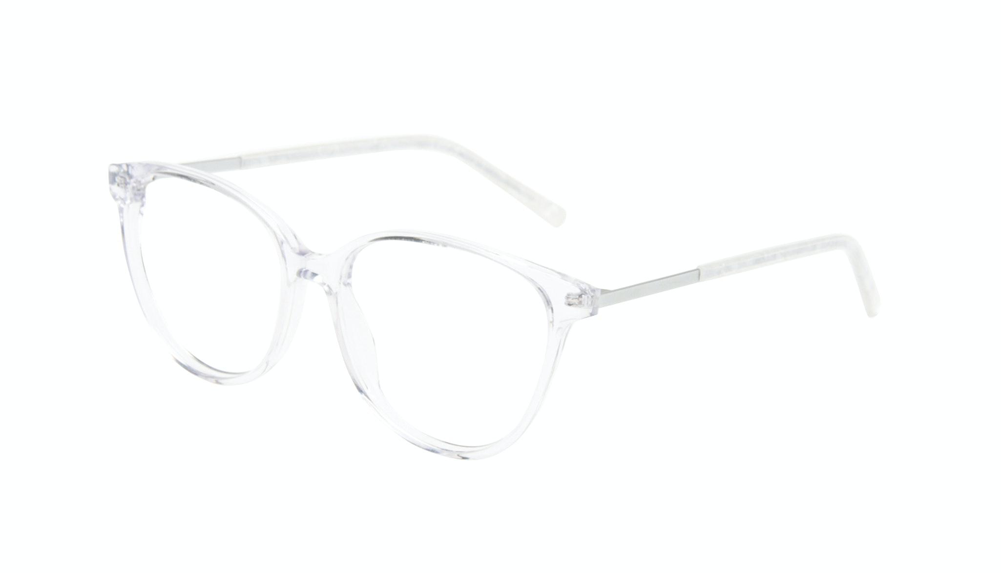 Affordable Fashion Glasses Cat Eye Eyeglasses Women Imagine II Diamond Marble Tilt