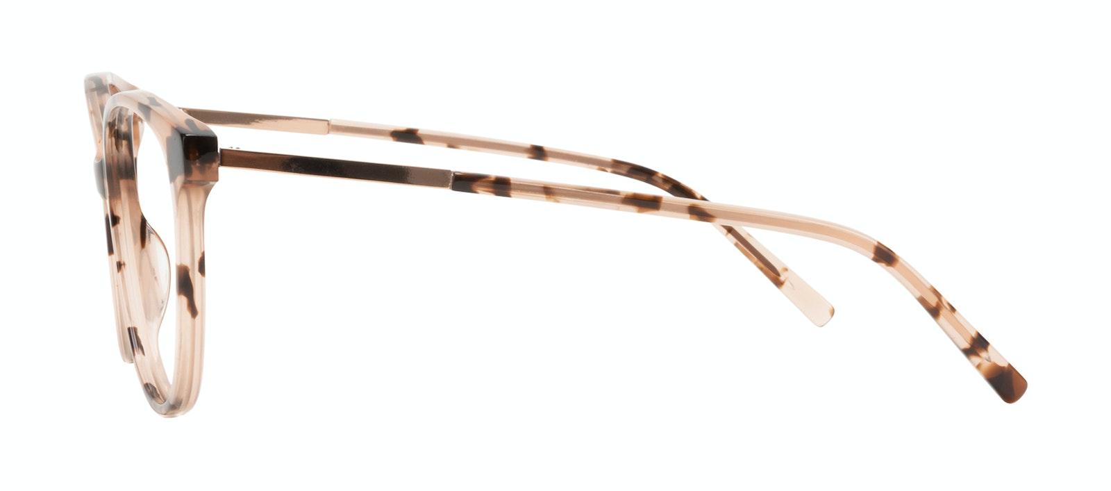 Lunettes tendance Oeil de chat Lunettes de vue Femmes Imagine II Plus Tortie Profil
