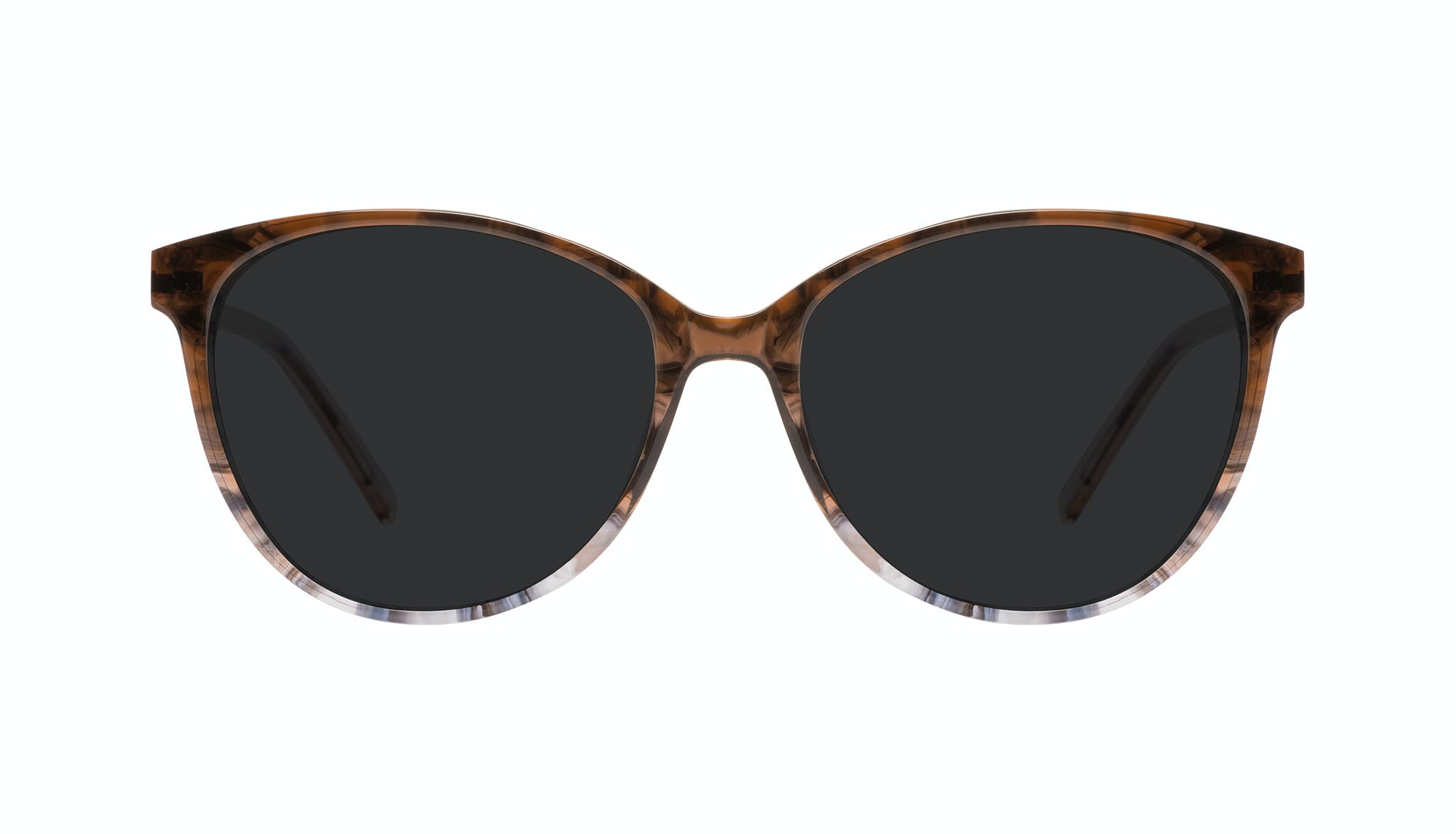 Affordable Fashion Glasses Round Sunglasses Women Imagine II Plus Moondust Front