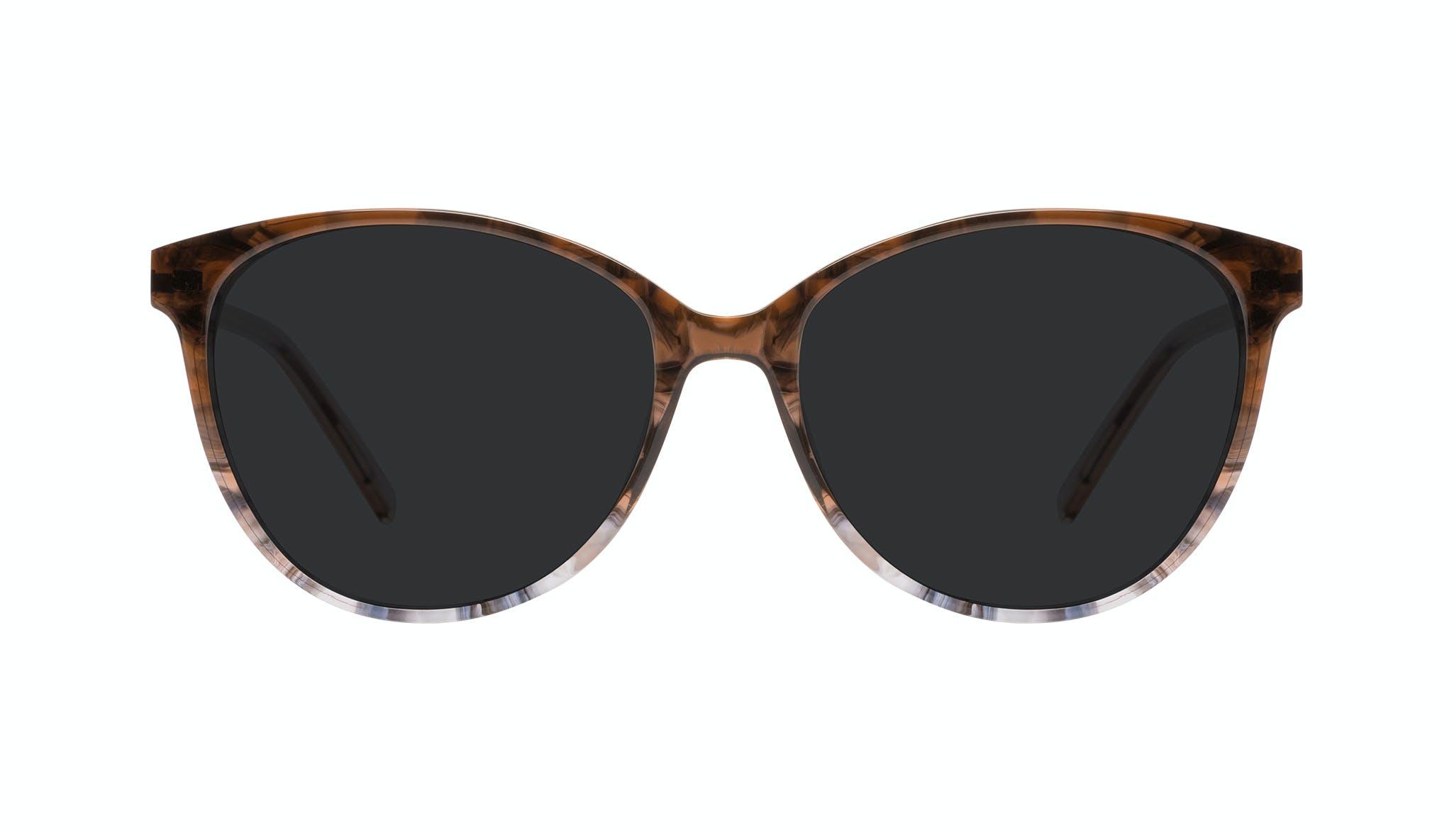 Affordable Fashion Glasses Cat Eye Sunglasses Women Imagine II Plus Moondust