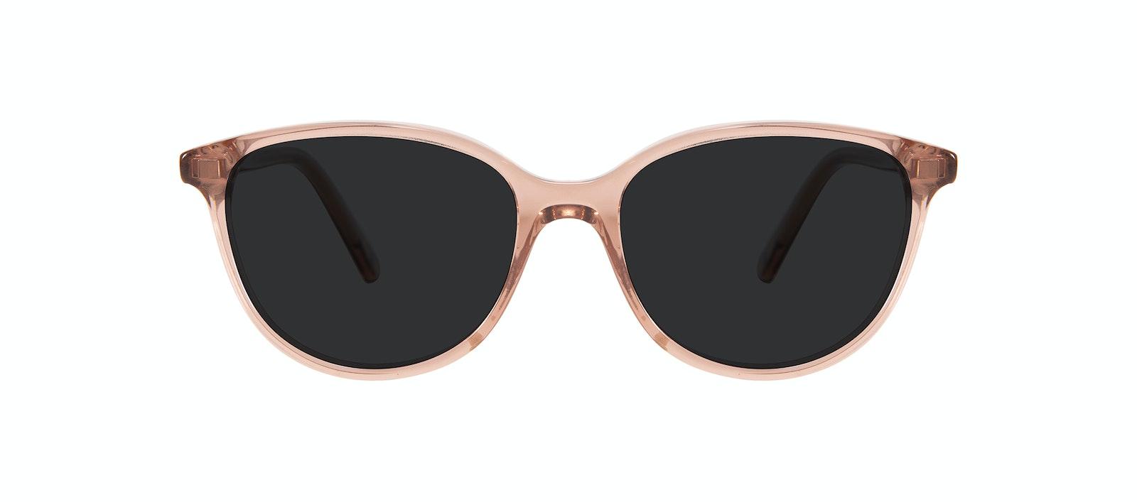 Affordable Fashion Glasses Cat Eye Sunglasses Kids Imagine Junior Rose Front