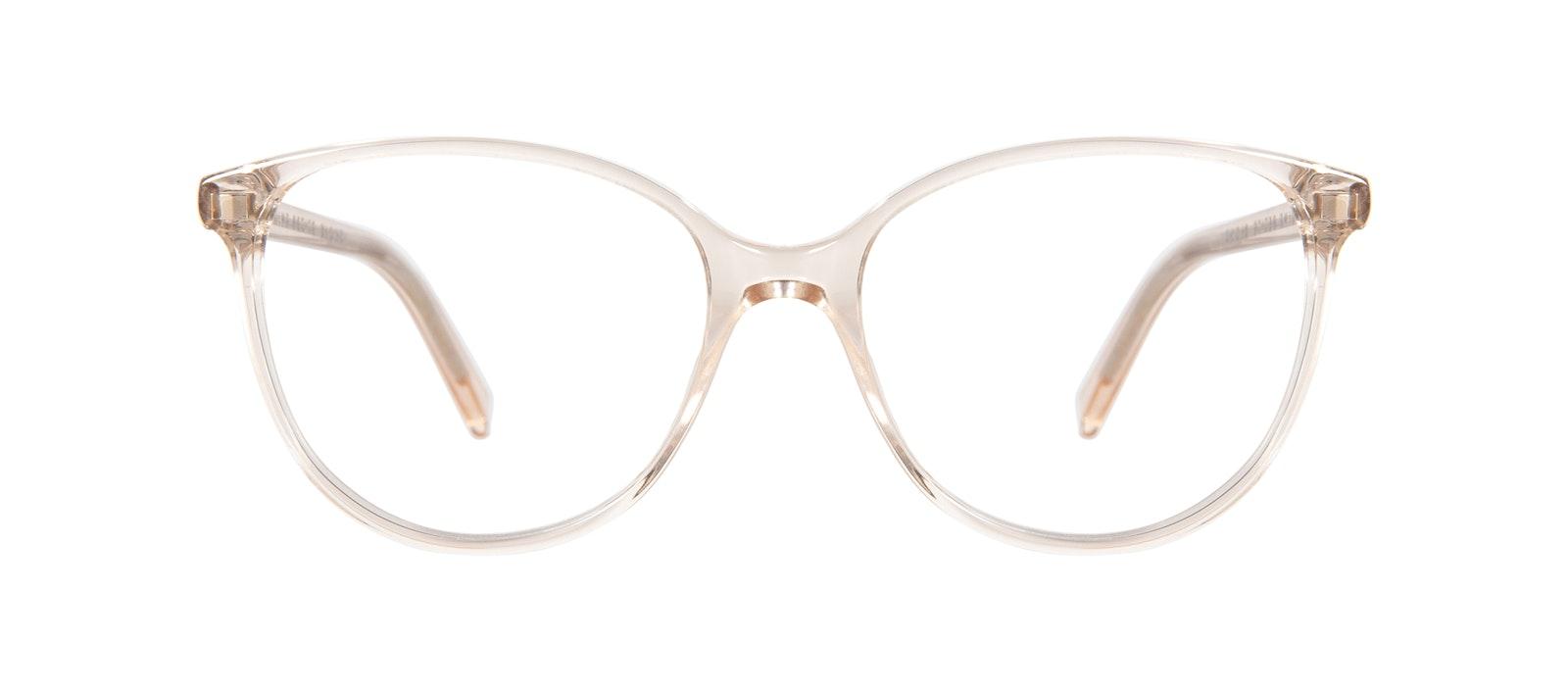 Affordable Fashion Glasses Cat Eye Eyeglasses Women Imagine XS Blond Front
