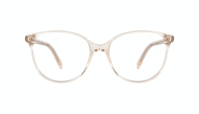 Affordable Fashion Glasses Round Eyeglasses Women Imagine Petite Blond Front