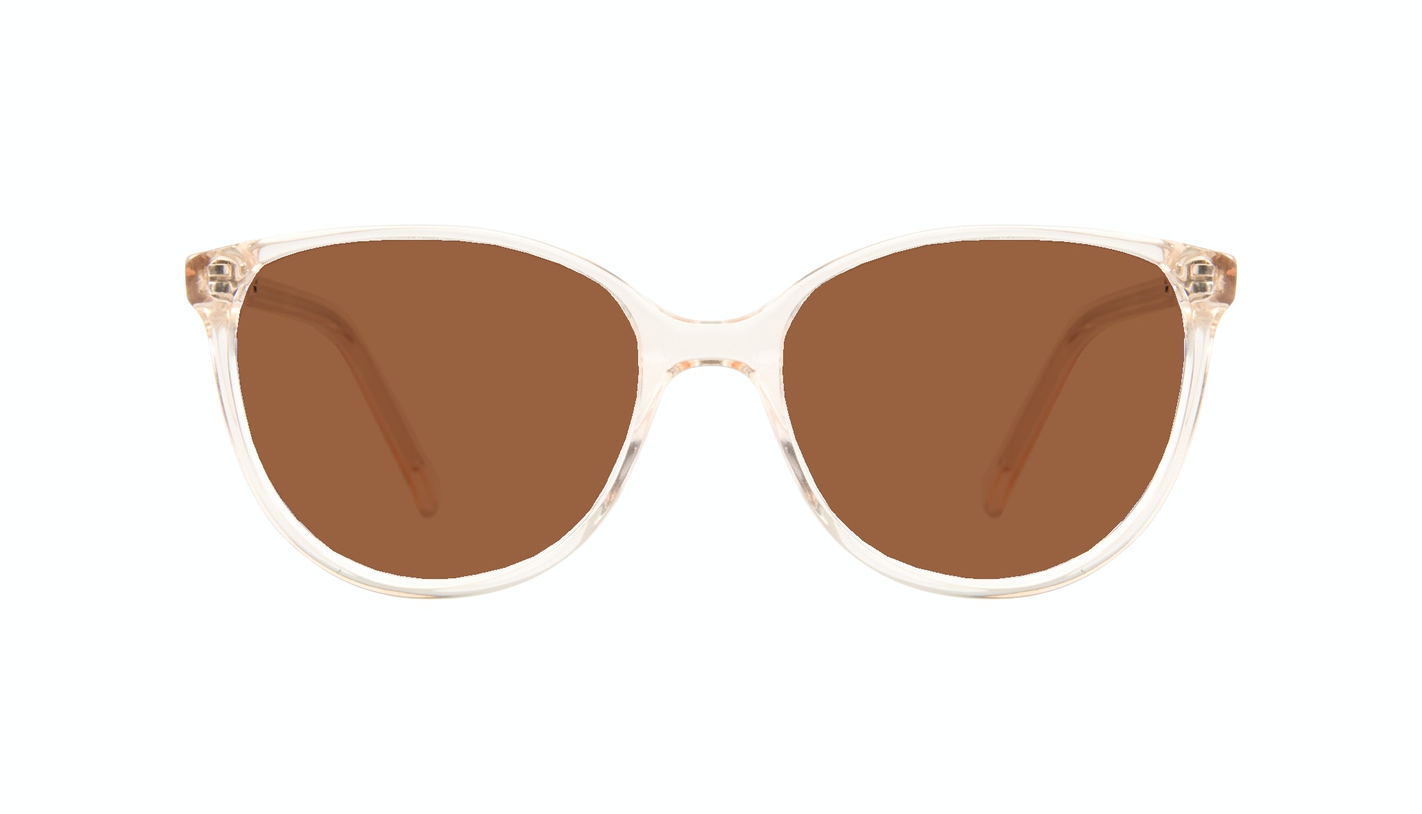 Affordable Fashion Glasses Round Sunglasses Women Imagine Petite Blond