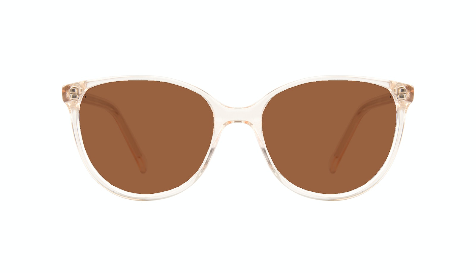 Affordable Fashion Glasses Round Sunglasses Women Imagine Petite Blond