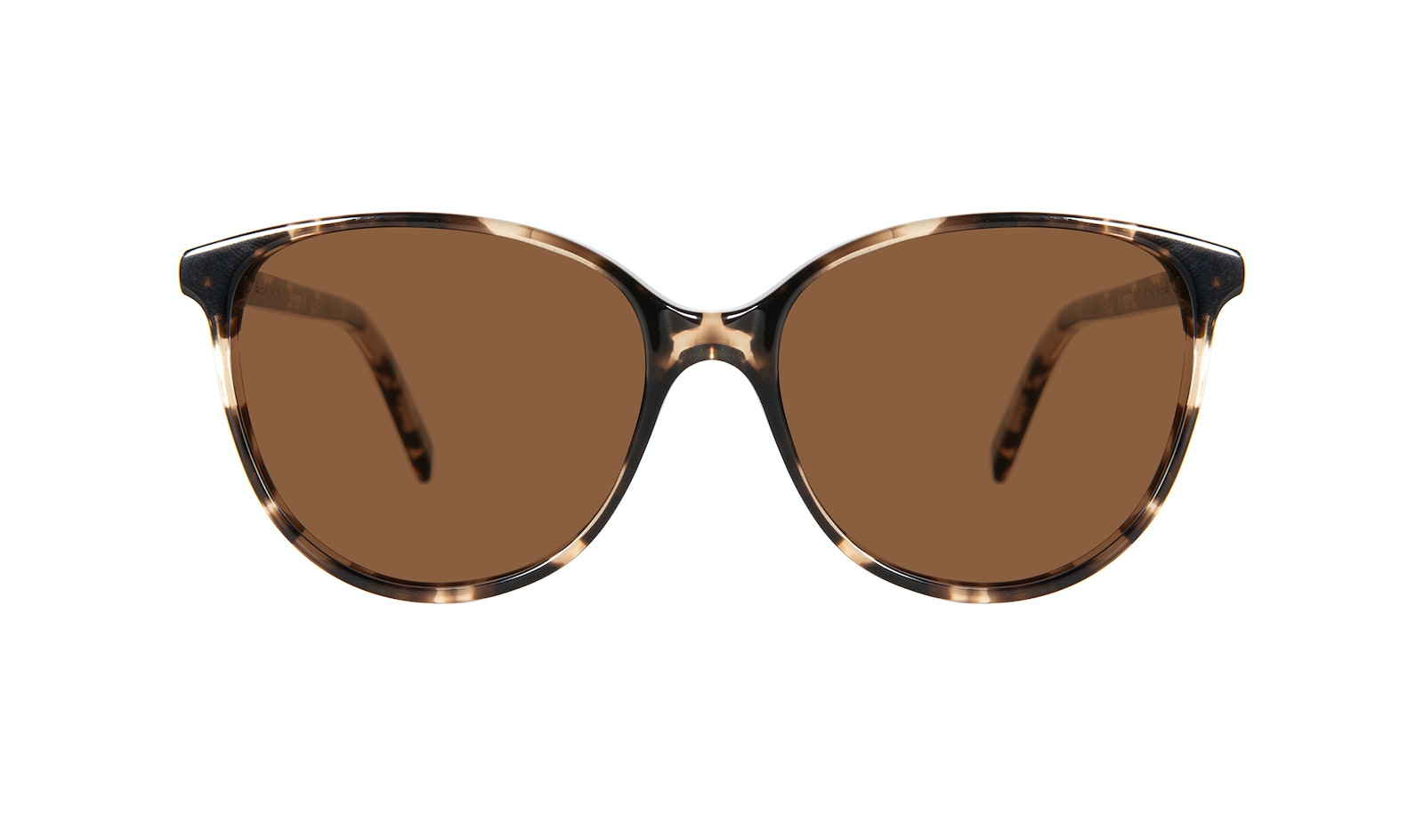 Affordable Fashion Glasses Round Sunglasses Women Imagine Petite Leopard