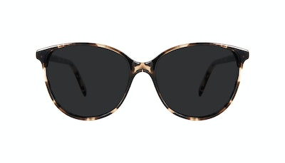 Affordable Fashion Glasses Cat Eye Sunglasses Women Imagine XS Leopard Front