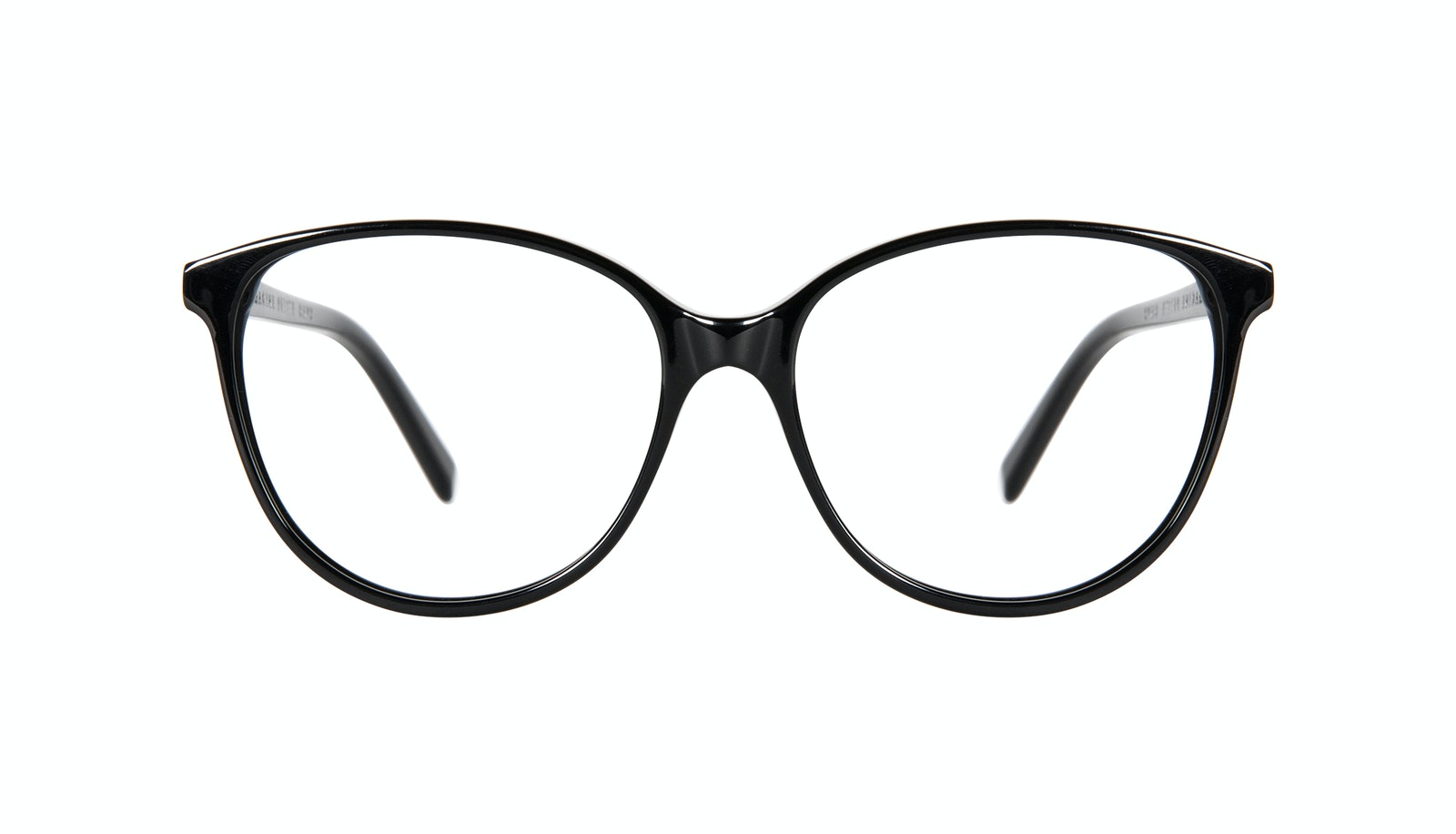 Affordable Fashion Glasses Round Eyeglasses Women Imagine Petite Onyx