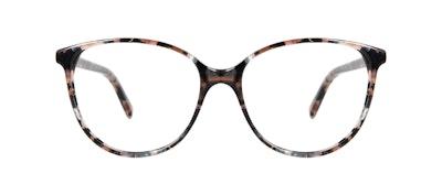 Affordable Fashion Glasses Cat Eye Eyeglasses Women Imagine XS Pink Tortoise Front
