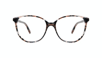 Affordable Fashion Glasses Round Eyeglasses Women Imagine Petite Pink Tortoise Front