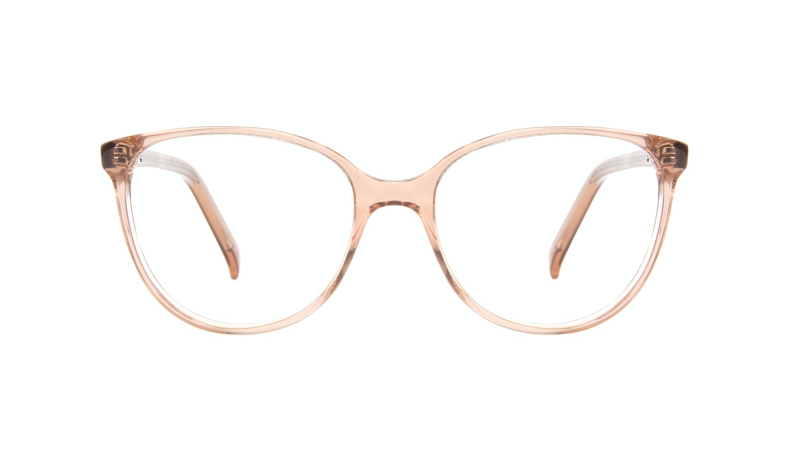 Affordable Fashion Glasses Round Eyeglasses Women Imagine Petite Rose