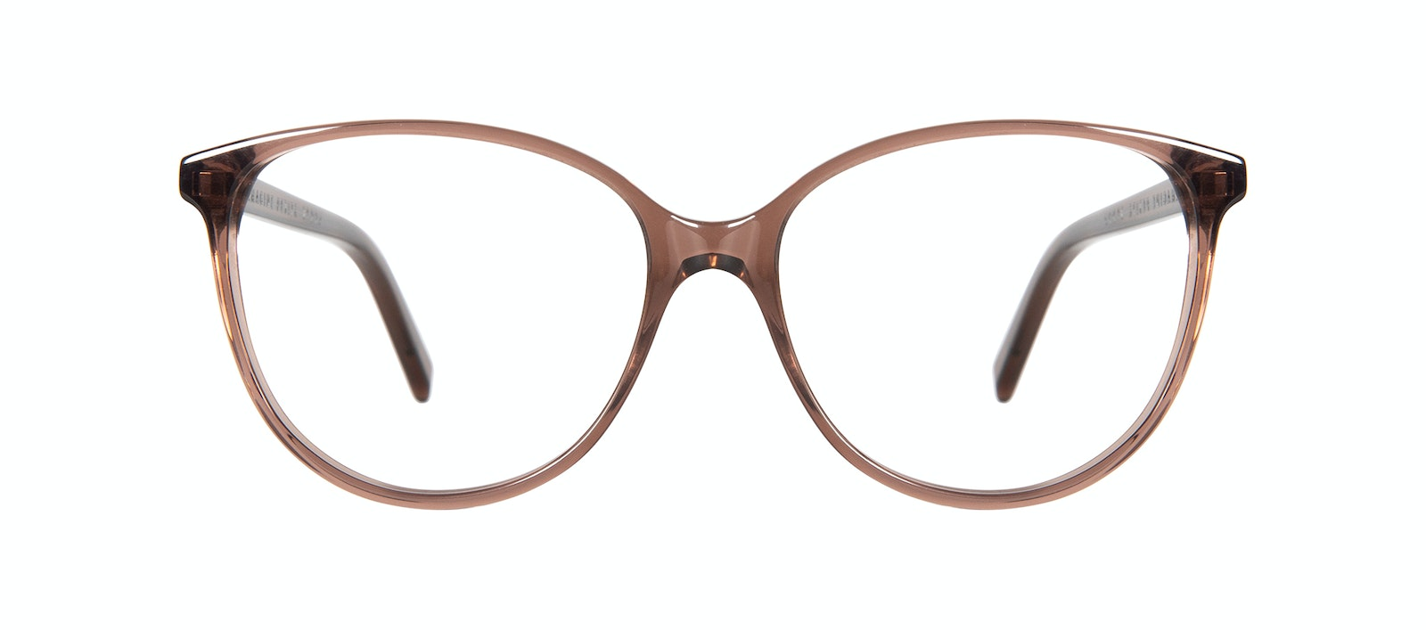 Affordable Fashion Glasses Round Eyeglasses Women Imagine Petite Terra Front