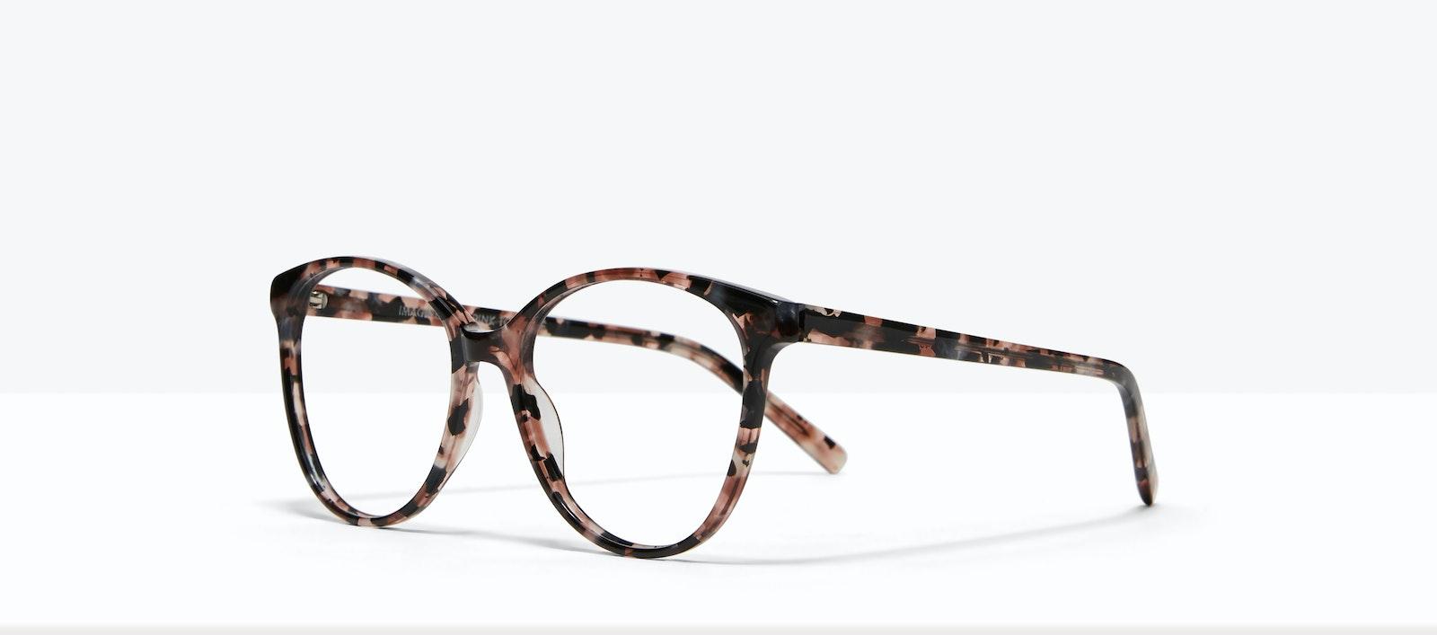 Affordable Fashion Glasses Cat Eye Eyeglasses Women Imagine Plus Pink Tortoise Tilt