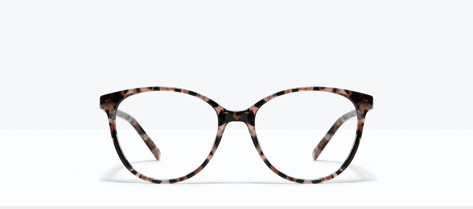 Affordable Fashion Glasses Cat Eye Eyeglasses Women Imagine Plus Pink Tortoise Front