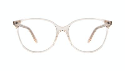 Affordable Fashion Glasses Cat Eye Eyeglasses Women Imagine Blond Front