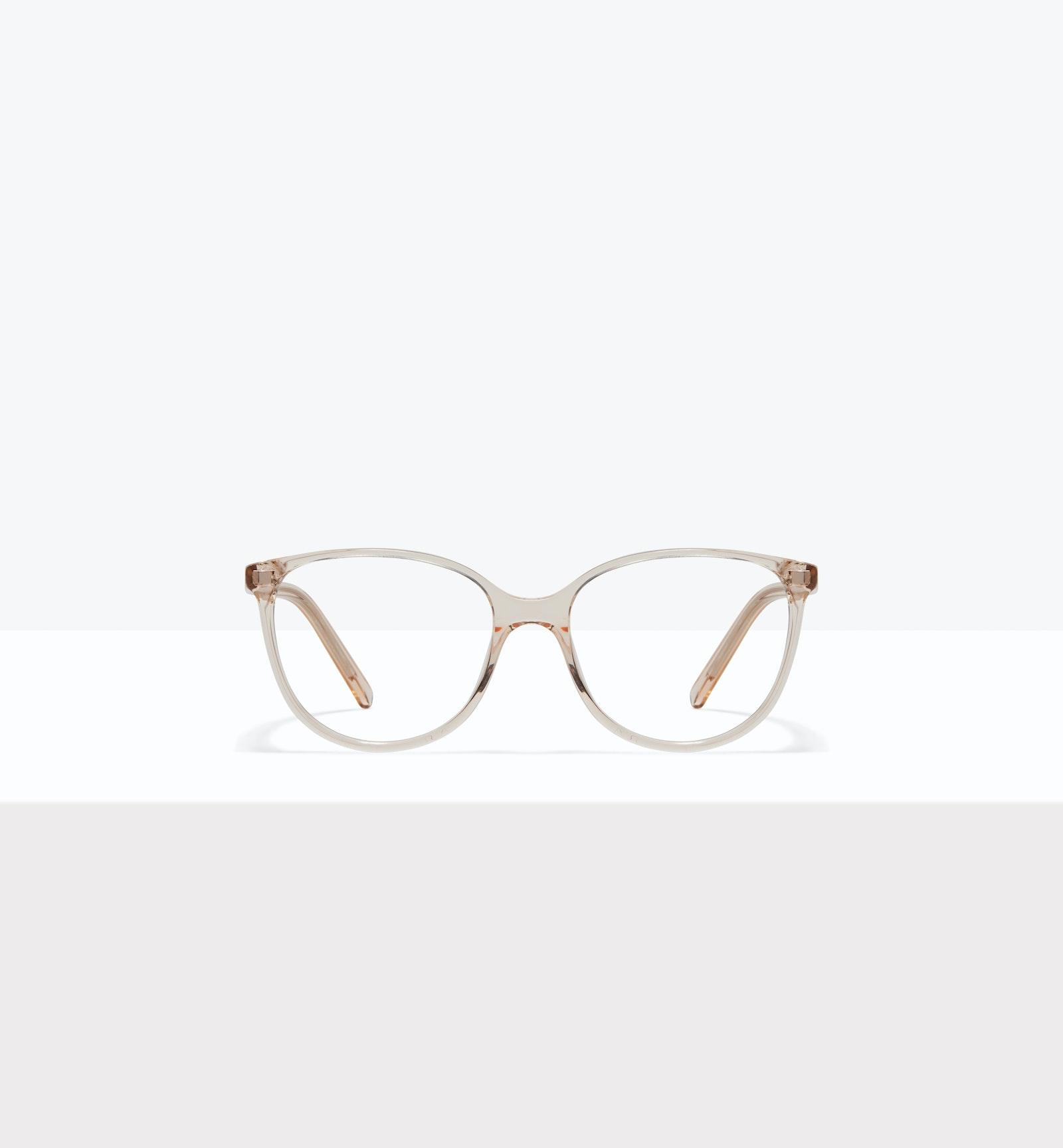 Affordable Fashion Glasses Cat Eye Eyeglasses Women Imagine XL Blond