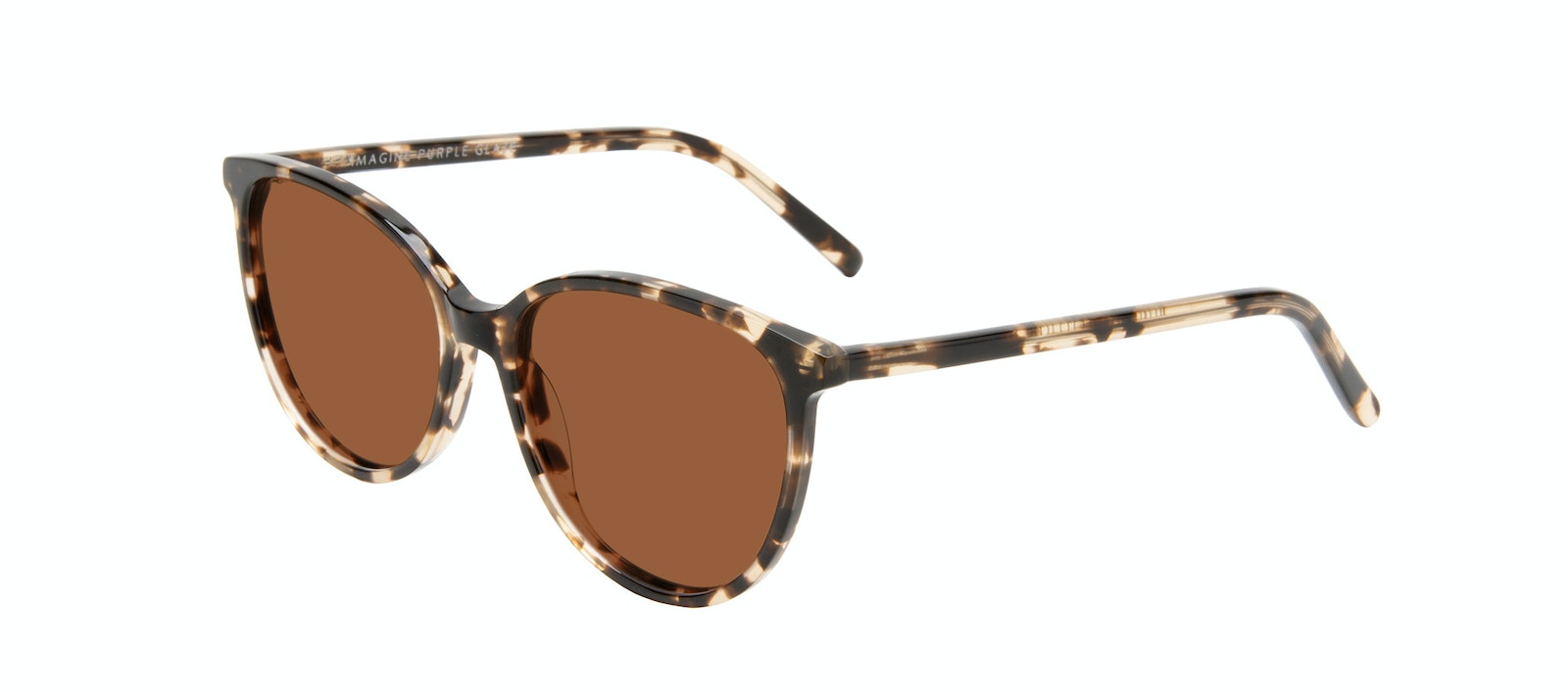 Affordable Fashion Glasses Cat Eye Sunglasses Women Imagine Leopard Tilt