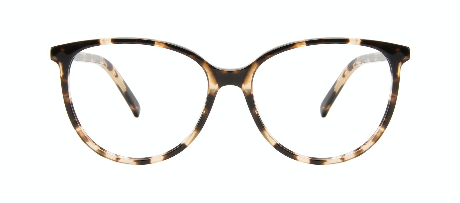 Lunettes tendance Oeil de chat Lunettes de vue Femmes Imagine Leopard Face