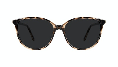 Affordable Fashion Glasses Cat Eye Sunglasses Women Imagine Leopard Front