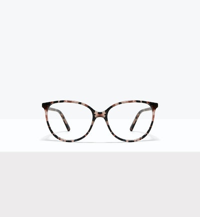 Affordable Fashion Glasses Cat Eye Eyeglasses Women Imagine Pink Tortoise Front