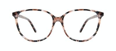 Affordable Fashion Glasses Cat Eye Eyeglasses Women Imagine M Pink Tortoise Front