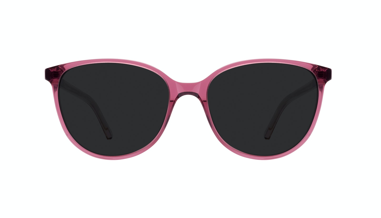 Affordable Fashion Glasses Round Sunglasses Women Imagine Petite Berry
