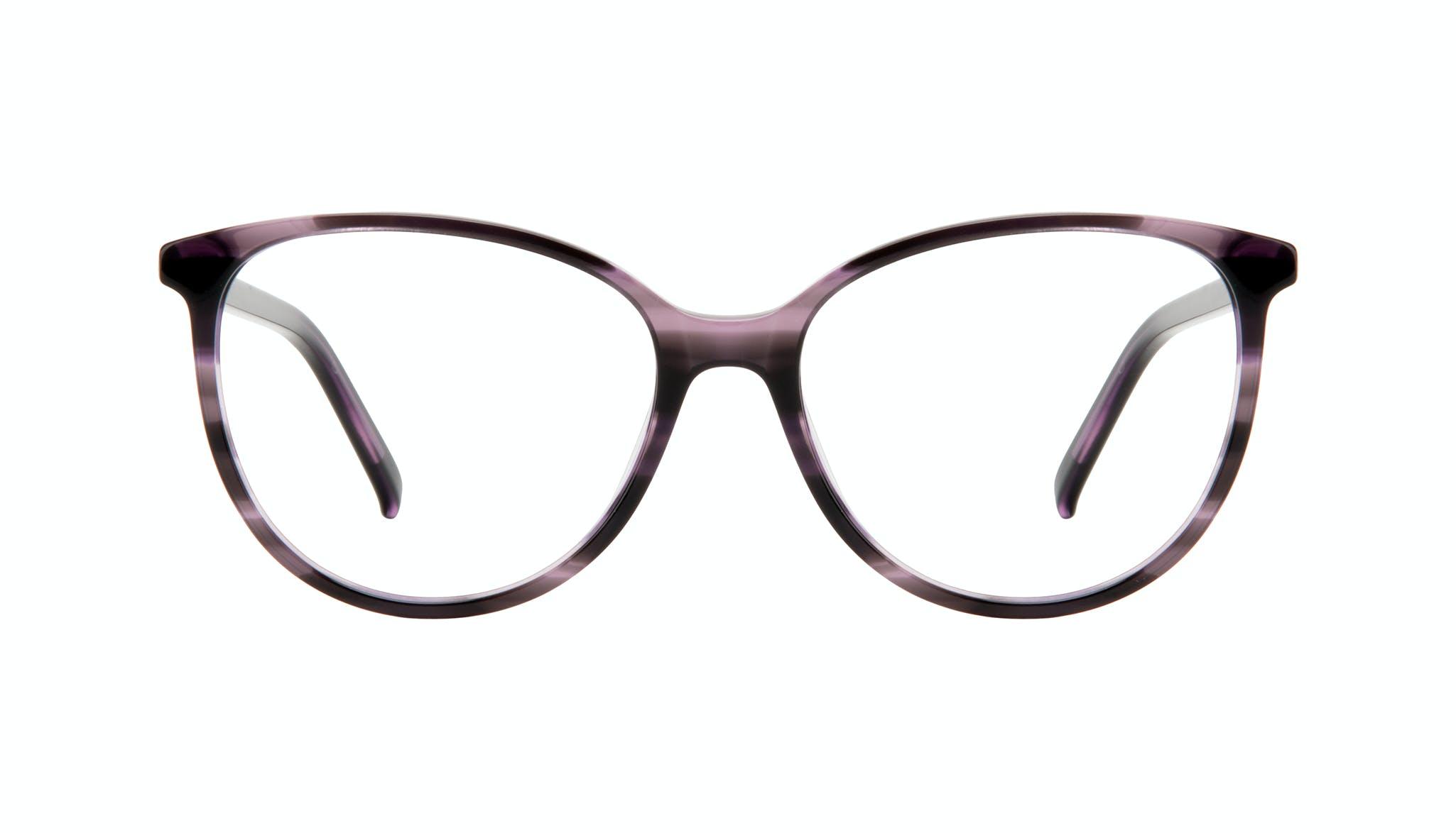 Affordable Fashion Glasses Cat Eye Round Eyeglasses Women Imagine Leopard Front
