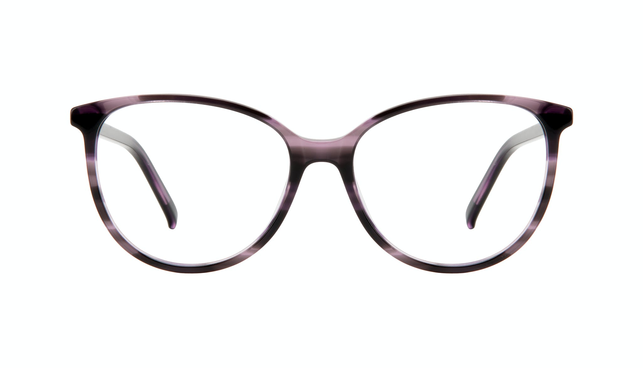 Affordable Fashion Glasses Cat Eye Round Eyeglasses Women Imagine Leopard Front