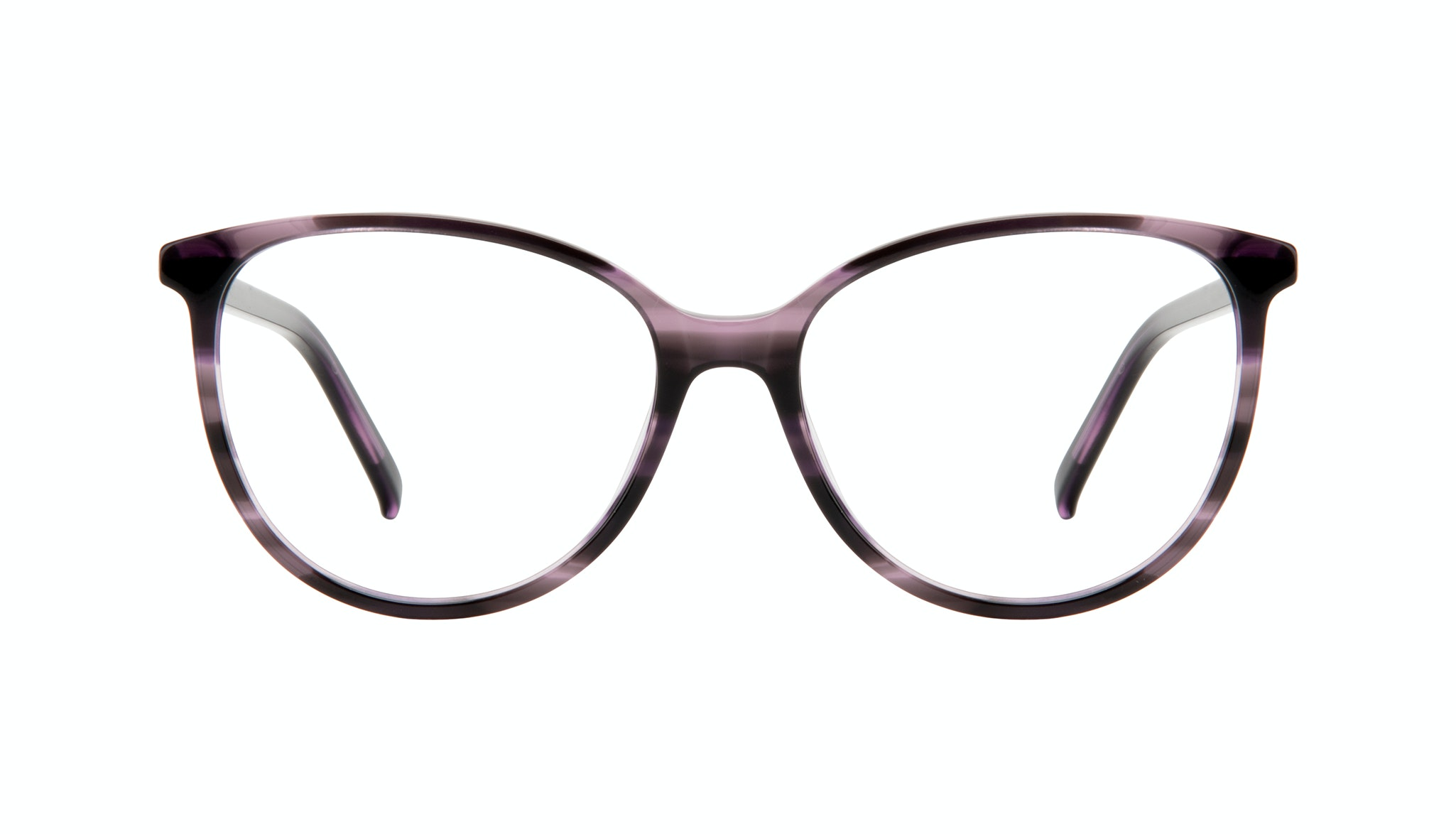 Affordable Fashion Glasses Round Eyeglasses Women Imagine Leopard Front