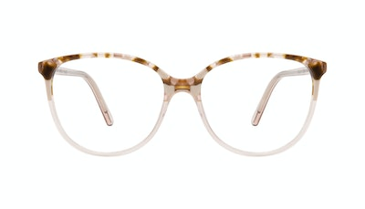 Affordable Fashion Glasses Cat Eye Eyeglasses Women Imagine Rose Flake Front