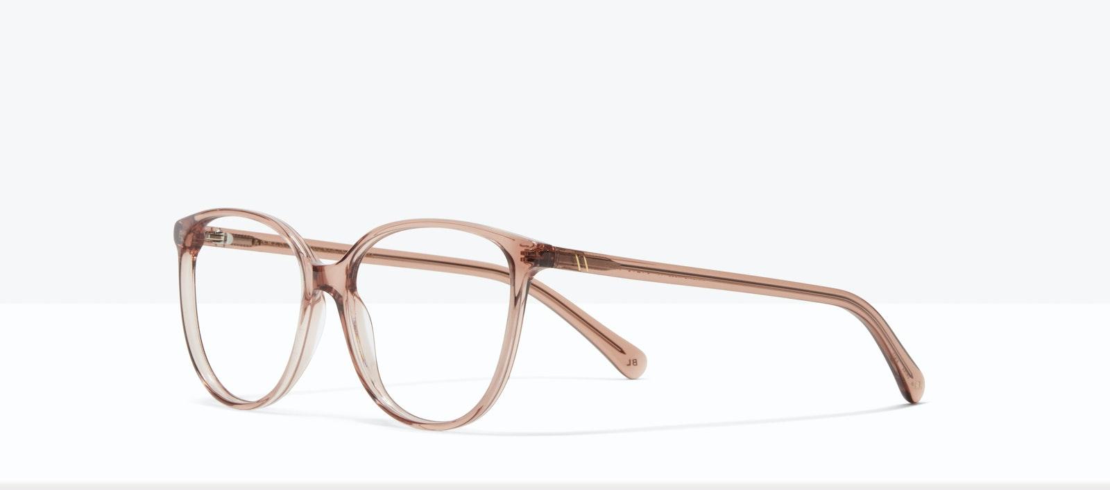 Affordable Fashion Glasses Cat Eye Eyeglasses Women Imagine XL Rose Tilt