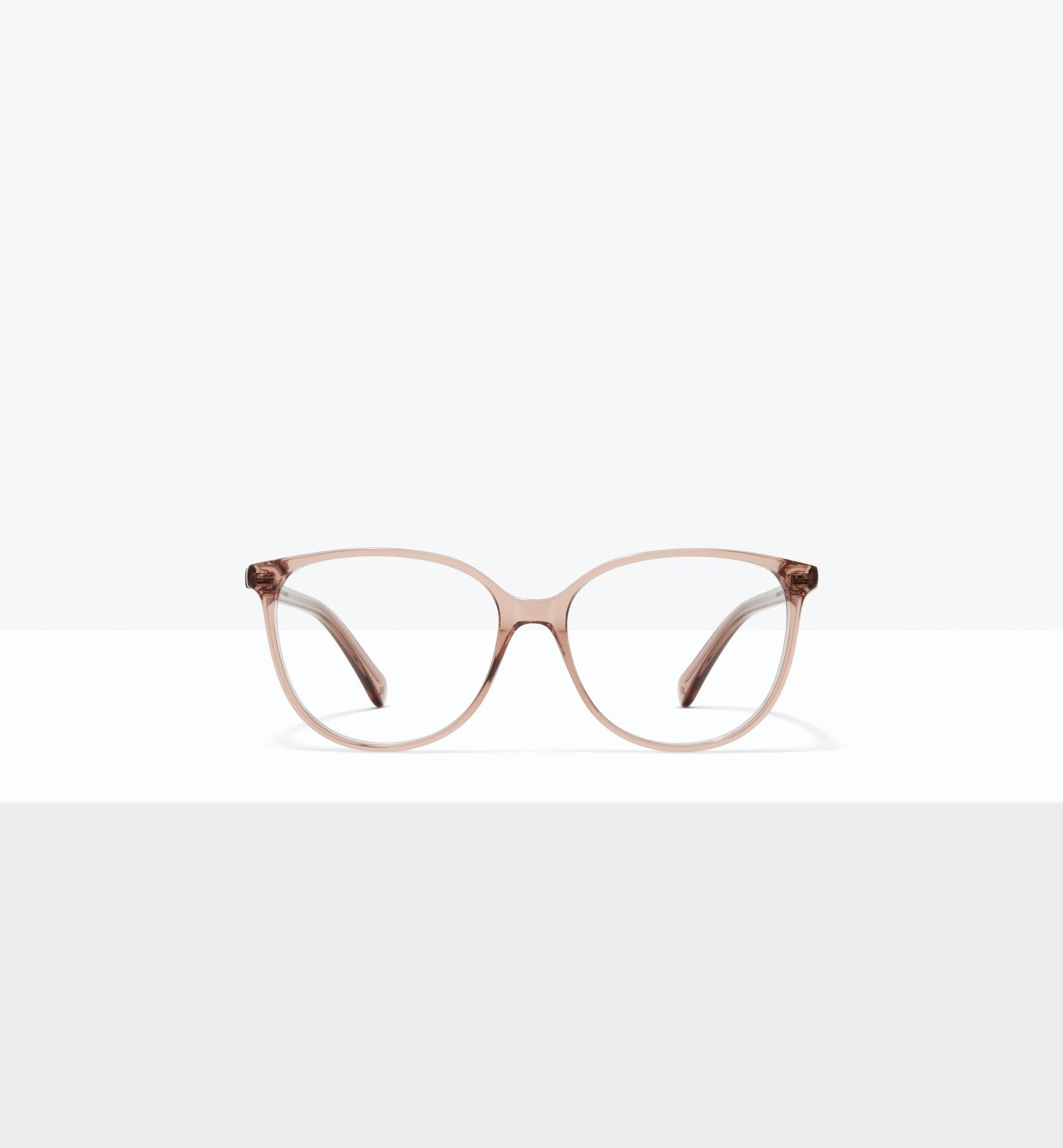 Affordable Fashion Glasses Cat Eye Eyeglasses Women Imagine XL Rose